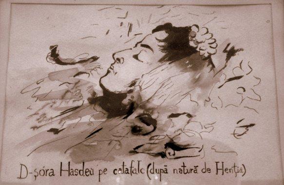 @ Castelul Julia Hasdeu, Campina
